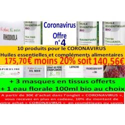 Coronavirus Offre n° 4 (+ 3...
