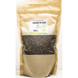 graines de Chia Bio 500gr