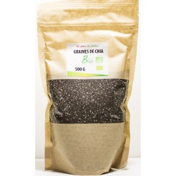 graines de Chia Bio500gr