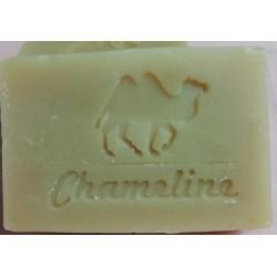 Shanti Bio, Savon le Ti' Chameline nature, lait de Chamelle 30% et huile de Cameline