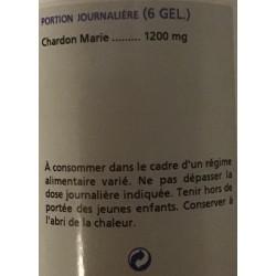 Chardon Marie du laboratoire Alg'Breizh en vente à Shanti Breizh à Trégunc en Bretagne