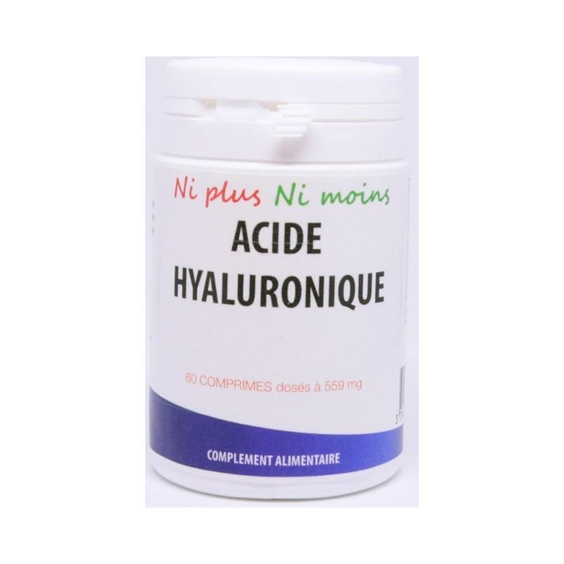 Acide hyaluronique, Ni Plus, Ni Moins Zen Point Equilibre d'Eric Bocquet à Shanti Breizh (Trégunc,Bretagne)