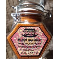Douceurs épicées, poudre de Tamil Masala  en vente à Shanti Breizh, Trégunc Bretagne Finistère