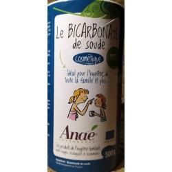 Anaé: bicarbonate de soude cosmétique à Shanti Breizh, Trégunc Bretagne