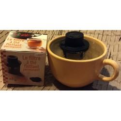 Filtre à thé flottant en vente à Shanti Breizh, Trégunc, Bretagne Finistère