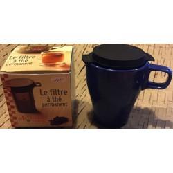 Filtre à thé permanent en vente à Shanti Breizh, Trégunc, Bretagne Finistère