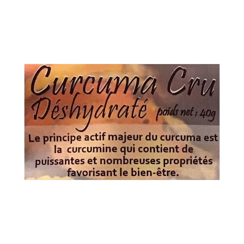 Croc' enVie, Curcuma, à Shanti Breizh, Trégunc, Finistère Bretagne