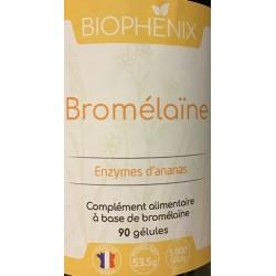 Biophénix, Bromélaïne à Shanti Breizh Trégunc, Finistère, Bretagne