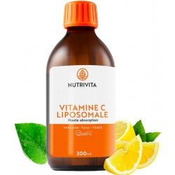 VITAMINE C LIPOSOMALE – 300 ML