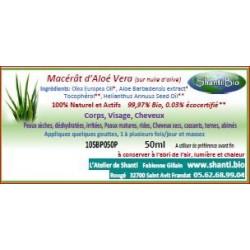 Macérat d' Aloe Vera Bio...