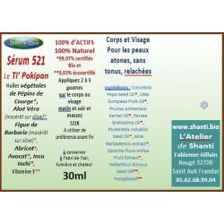 Sérum 521 Le Ti' Pokipan...