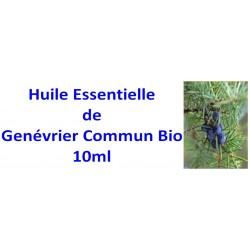 Huile Essentielle de Genévrier Commun bio 10ml