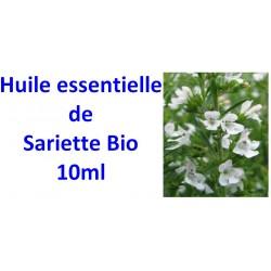 Huile essentielle de sariette bio 10ml