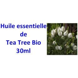 Huile Essentielle de Tea...
