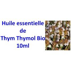 Huile essentielle de thym thymol bio 10ml
