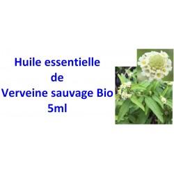 Huile essentielle de verveine sauvage bio 5ml
