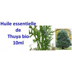 Huile essentielle de Thuya bio 10ml