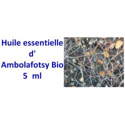 Huile essentielle d'ambolafotsy bio 5ml