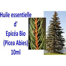 Huile essentielle épicéa bio 10ml