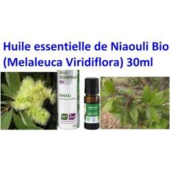 Huile Essentielle de Niaouli Bio 30 ml