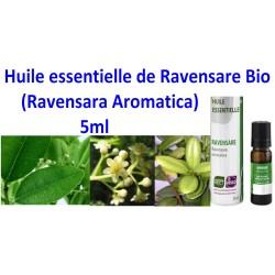 Huile Essentielle de Ravensare Bio 5 ml