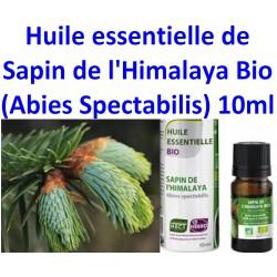 Huile Essentielle de Sapin de l'Himalaya Bio 10 ml
