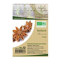 Badiane (Anis étoilé) Bio