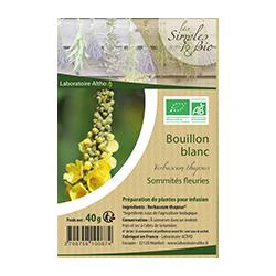 Bouillon Blanc Bio