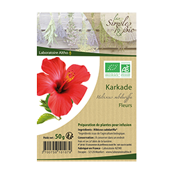 Hibiscus (Karkade) Bio