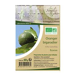 Oranger Bigaradier Ecorces...
