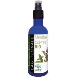 Eau Florale (ou Hydrolat) de Menthe Poivrée Bio 200ml