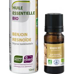 Huile Essentielle de Benjoin Bio 10ml