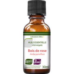 Huile Essentielle de Bois de Rose (non bio) 30ml