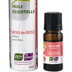 Huile Essentielle de Bois de Rose (non bio) 10ml