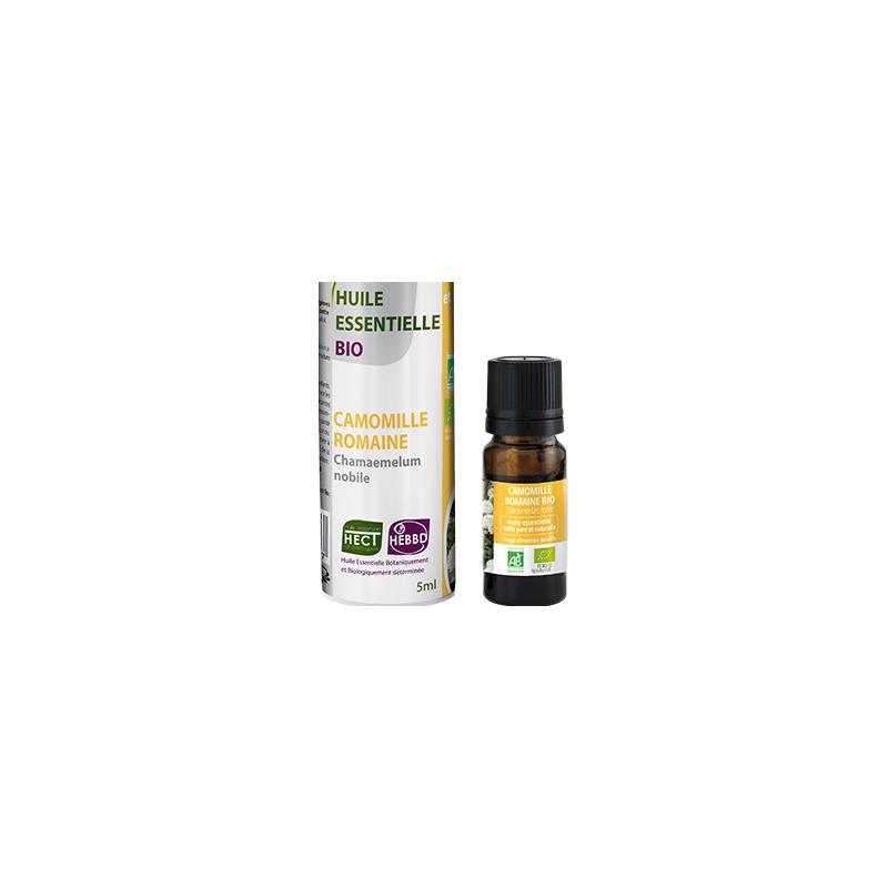 Huile Essentielle de Camomille Romaine Bio 5ml