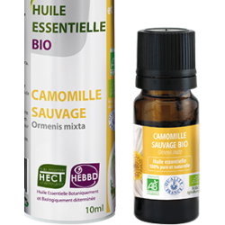 Huile Essentielle de Camomille Sauvage Bio 10ml