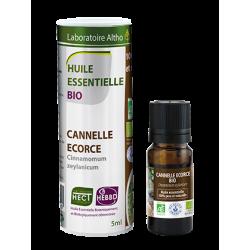 Huile Essentielle de Cannelle Ecorce Bio 5ml