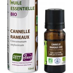 Huile Essentielle de Cannelle Rameaux Bio 10ml