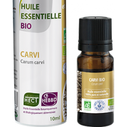 Huile Essentielle de  Carvi Bio 10ml