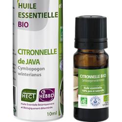 Huile Essentielle de Citronnelle Bio 10ml
