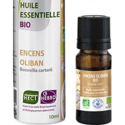 Huile Essentielle d'Encens Bio 10 ml