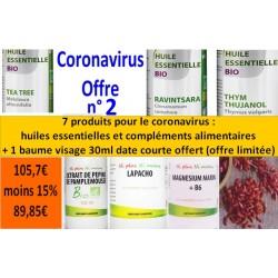 Coronavirus Offre n°2